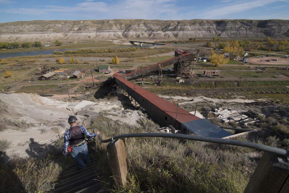 Atlas Coal Mine Tipple Tour