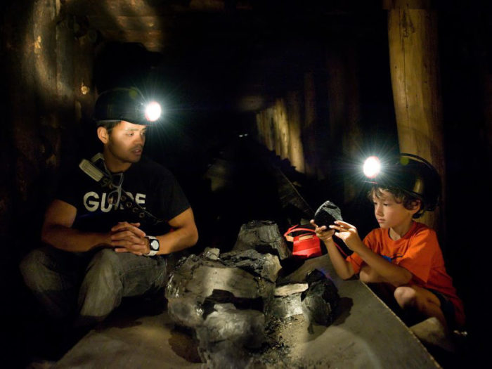 Atlas Coal Mine Tours