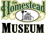 The Homestead Museum logo