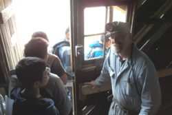 School Tours at Atlas Coal Mine